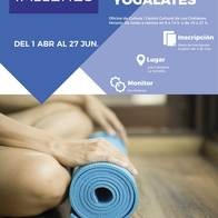 Cursos de Yogalates  (Abril -Junio 2019)